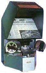 AMP MF2 Roll Film Reader
